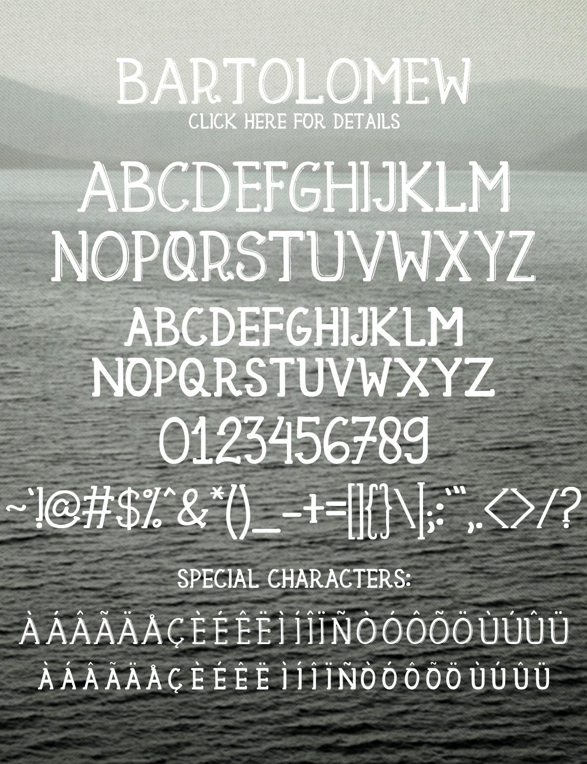 Bartolomew-Free-Vintage-Hand-Lettered-Font 4