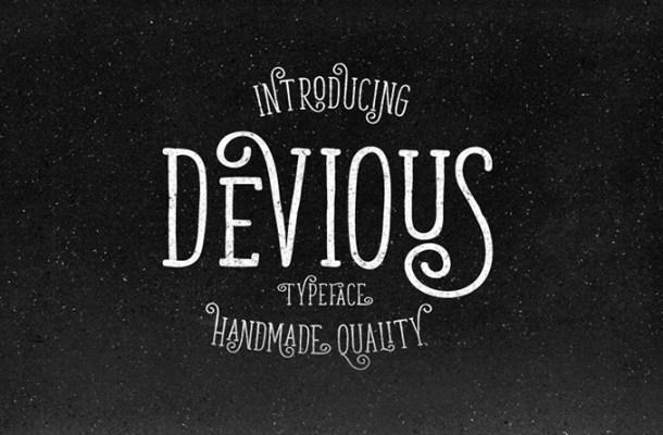 Devious Font Free