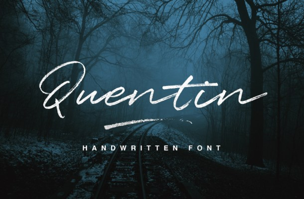 Quentin Font Free