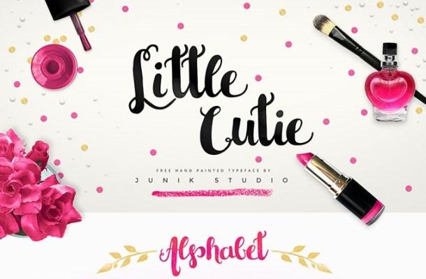 Little Cutie Font