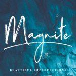 Magnite Font Free