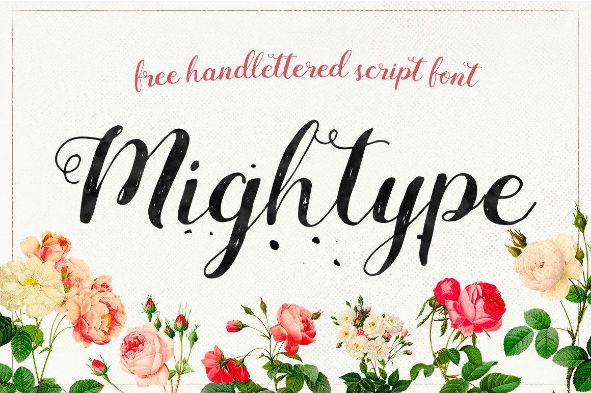 Mightype-Free-Handlettered-Script-Font-By-AF-Studio