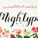 Mightype Font Free