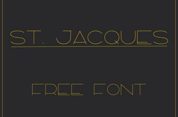 St. Jacques Font