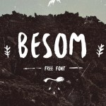 Besom Font Free