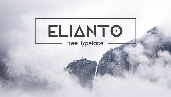 Elianto Font Free