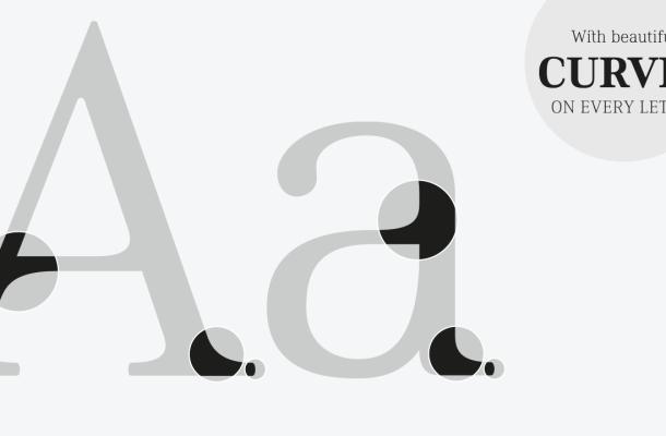 Ethos Serif Font Free