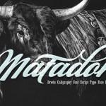 Matador Font Free