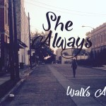 She Always Walks Alone Font Free