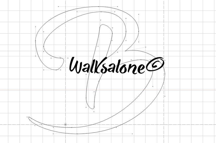 02_she-always-walk-alone-free-font