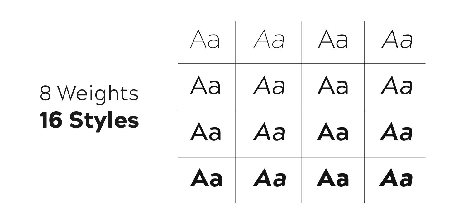 Acherus Grotesque Font Free 2