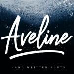 Aveline Brush Script Font Free