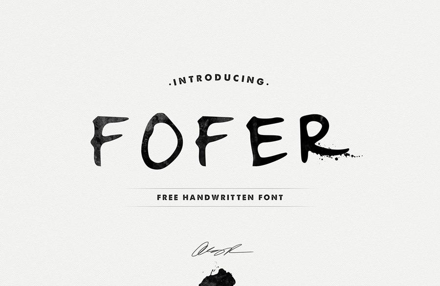 Fofer Font
