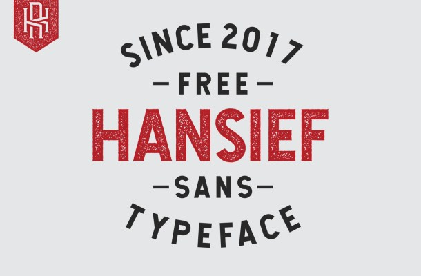 Hansief Font Free