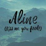 Aline Brush Font Free