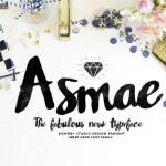 Asmae Handwritten Font Free