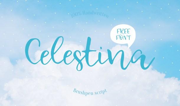 Celestina Script Font Free