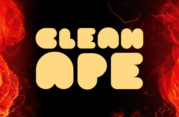 Clean Ape Typeface Free