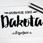 Dakota Script Font Free