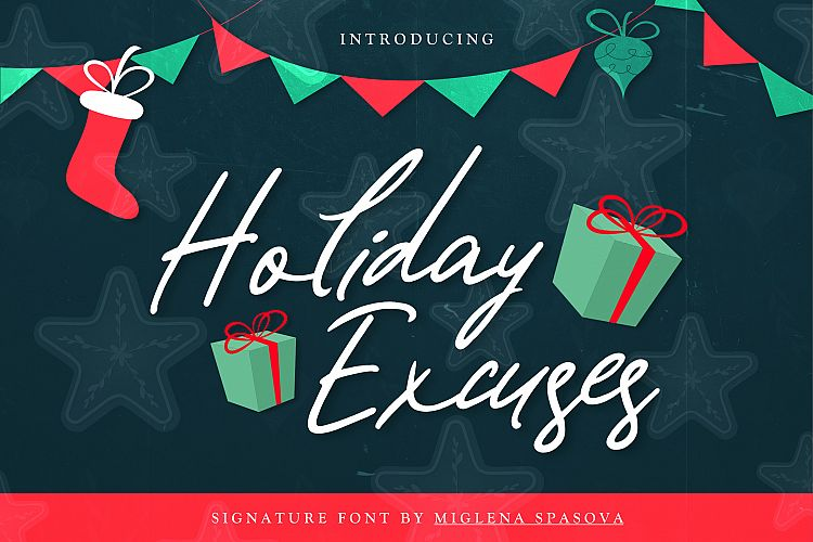 holiday-excuses-script-font