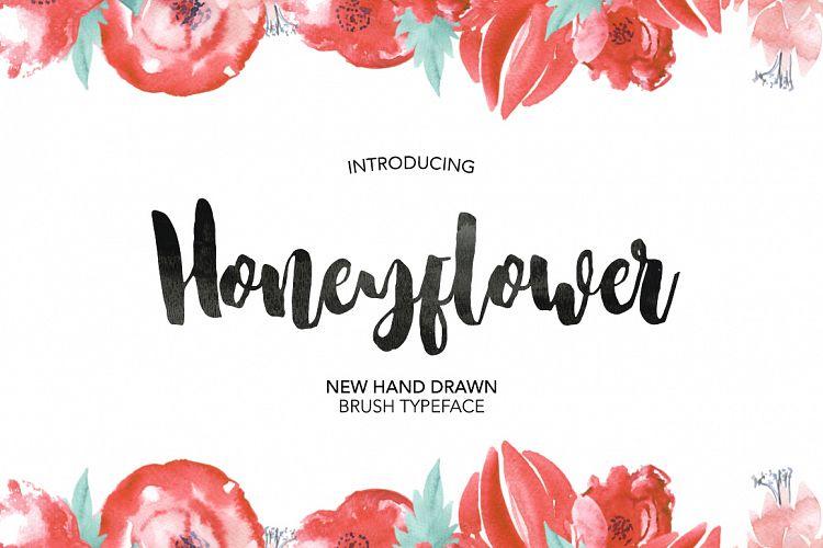 honeyflower-script-font