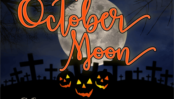October Moon Font Free
