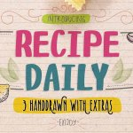 Recipe Daily Typeface Free