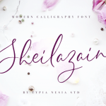 Sheilazain Script Font Free