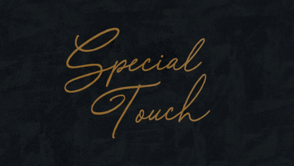 Special Touch Script Font Free