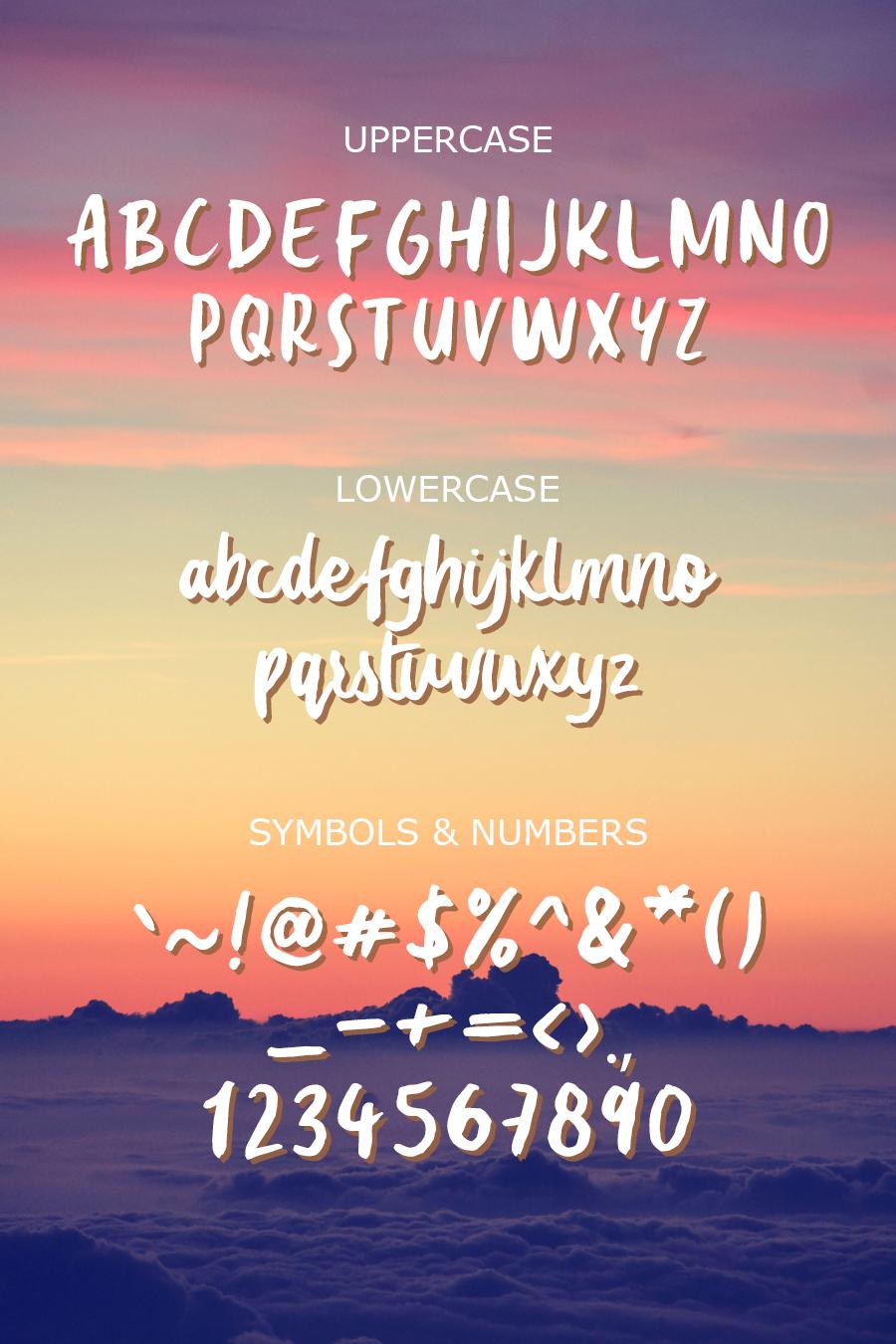 summer-love-brush-font-2