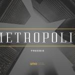 Metropolis Font Family Free