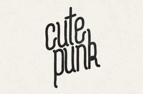 Cutepunk Typeface Free