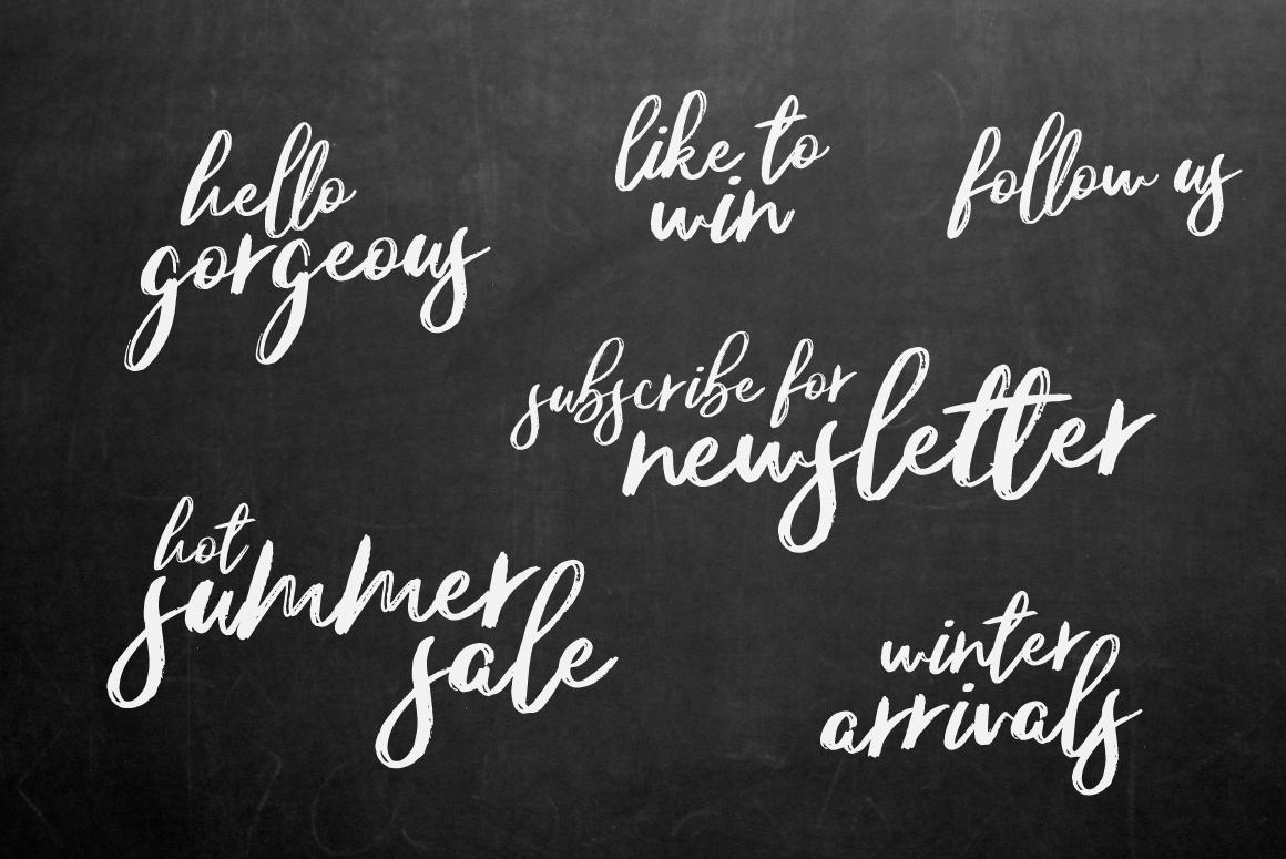 amaranth-handwritten-font-2