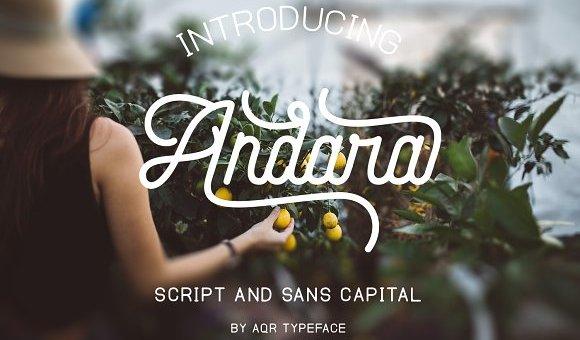 Andara Font Free