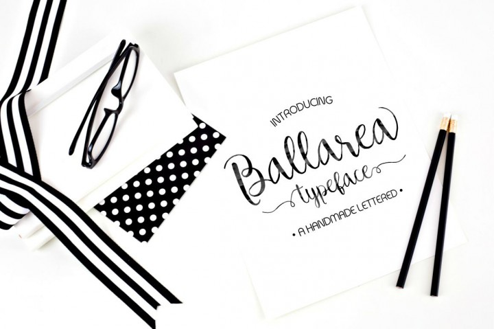 ballarea-typeface