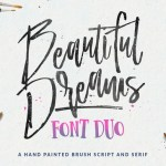 Beautiful Dreams Font Free