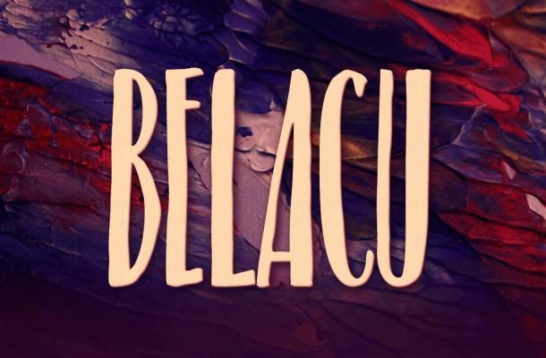 Belacu Font Free