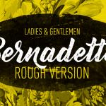 Bernadette Rough Font Free