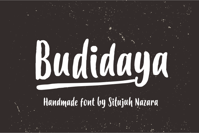 budidaya-font-by-situjuh-nazara-1