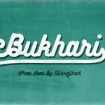 Bukhari Script Font Free