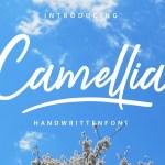 Camellia Script Font Free