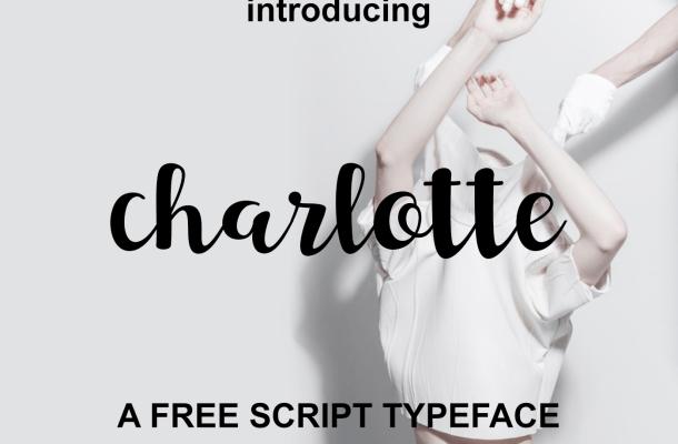 Charlotte Script Font Free