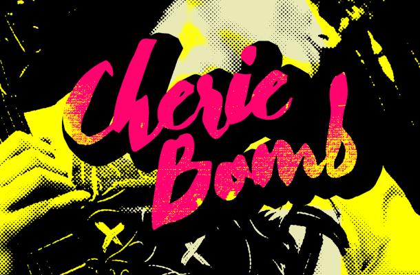Cherie Bomb Font Free