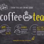 Coffee+Tea Font Free