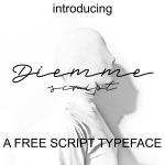 Diemme Script Font Free