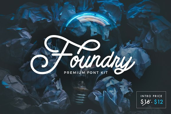 Foundry Kit Font Free