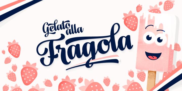 fragola-demo-font
