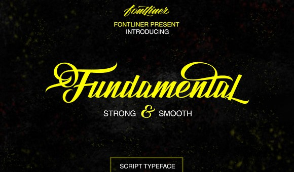 Fundamental Font Free