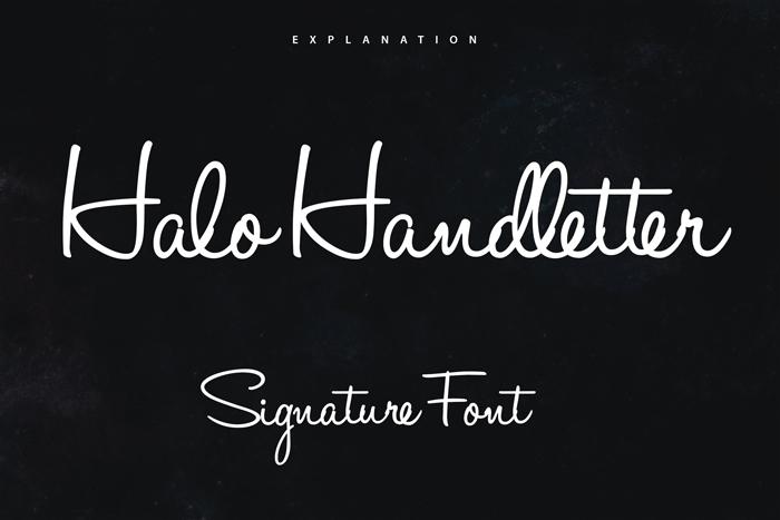 halo-handletter-font-1