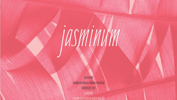 Jasminum Handwriting Font Free